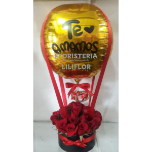 chocolates y flores bucaramanga