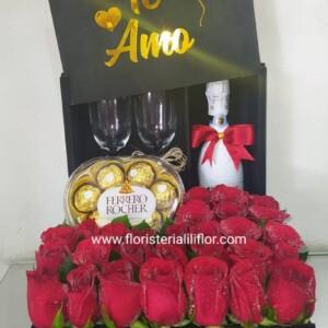 Arreglos florales para Enamorar